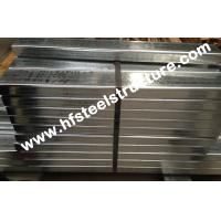 China Galvanized C Purlin Steel Building Kits For Construction Material / Bracket on sale