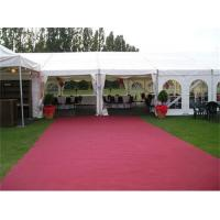Buy cheap High Quality Aluminum Frame Wedding Tent with decoration for sale product