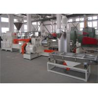 Buy cheap 600 RPM Torque Co Rotating Twin Screw ExtruderFor Plastic Granules Making product