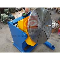 Buy cheap 300KG Rotary Welding Positioner with France Schneider Inverter for Metal Fabrication product