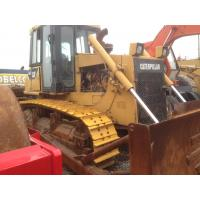 China Used Caterpillar Crawler Bulldozer D6G-II on sale