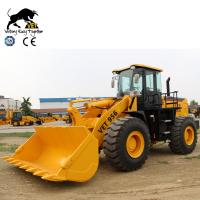 Buy cheap wheel loader 956 with Cummins engine and ZF 200 gearbox product