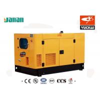 Buy cheap 50HZ 60HZ Diesel Standby Generator Residential / Industrial Use With 72A Current product