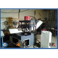 Buy cheap Auto Feed Device Stud And Track Roll Forming Machine Coated With Rigid Chrone product