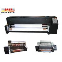 China Automatic Heat Sublimation Machine Fabric Heating Unit With CE Certificated on sale