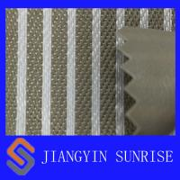 Buy cheap 420D Beige Toothpick Grain Nylon Oxford Fabric PVC Coated Polyester Fabric product