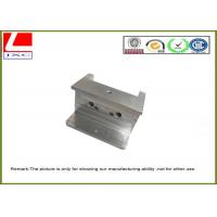 Buy cheap Micro Custom CNC Aluminium Machining Adapter Front With Nature Anodization from Wholesalers