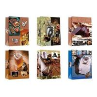Buy cheap Variety of Paper Shopping Bags for cloth, wallet, leather belt product