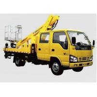 Buy cheap 16m Truck Mounted Lift from Wholesalers