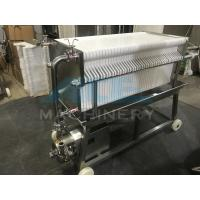 Ace SUS 304 Stainless Steel Precise Frame Filter Press