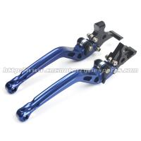 Long Straight Racing Motorcycle Brake And Clutch Levers With Surface Finished