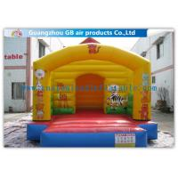 Buy cheap 8m House Type Residential Inflatable Jumper Castle Inflatable Bouncy Castle Kids product