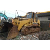China Used caterpillar Crawler loader 973 on sale
