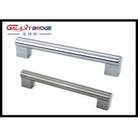 Buy cheap Stainless Kitchen Cabinet Handles And Knobs 800mm Aluminum Assembly T Bar product