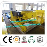 Buy cheap High Precision Industrial Column Welding Positioner Turntable Europ Type product