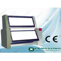 Buy cheap Both Inspecting board fabric inspection machine product