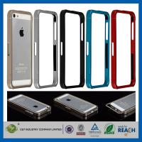 Buy cheap Aluminum Metal Slide-On Frame Bumper Apple Cell Phone Cases Cover For Iphone 5 product