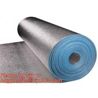 Buy cheap Aluminum Foil Coated EPE Foam Thermal Insulation PE Embroidery Trick Film product