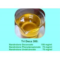 Buy cheap Nandrolone Synthetic Injectable Anabolic Steroids Tri Deca 300 Mg/Ml Yellow Color Oil product