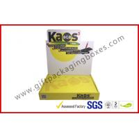 Buy cheap Custom Corrugated Paper Box for Display / Corrugated Packaging Box With Offset Printing product