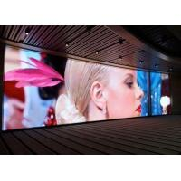 Buy cheap P3 Indoor Full Color Smd Led Display Screen 160 Degree With Front Service product