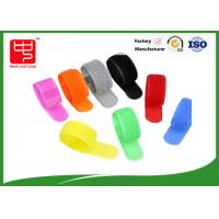 Buy cheap Color Back To Back Hook And Loop Cable Tie / Nylon Hook And Loop Fastener Strap product