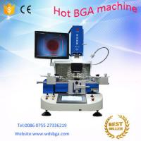 Buy cheap MCGS touch screen bga rework station WDS-620 with ccd camera for led playstation motherboard repair product