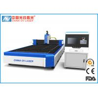Buy cheap Kitchenware Laser Sheet Metal Cutting Machine Raycus Fiber 500W 2mm product