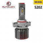 Buy cheap P4 H11 car led headlight 45W 8000lm product
