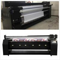 Buy cheap Dye Sub inkjet Printer Digital Textile Printing Machine For Garment Textile Printing product