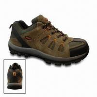 China Security Shoes Steel Toe with Stylish Design, Suitable for Men, OEM Orders are Welcome on sale
