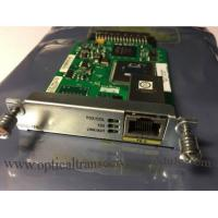 Buy cheap Cisco Router Modules HWIC-1FE Fast Ethernet Layer 3 WAN Interface Card product