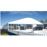 Buy cheap UV Protection Transparent Wedding Marquee Tent Rot Proof With Wood Flooring from Wholesalers