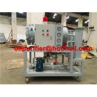 Buy cheap Coalescence Diesel Oil Mositure Separator, Gasoline Oil Dehydration Plant, Used Diesel Oil Purifier, filtering unit product