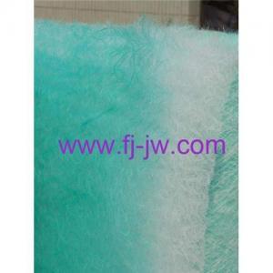 China Fiberglass Filter / paint arrestor / paint stop / floor filter / paint spray booth filter on sale