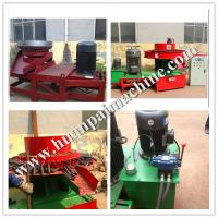 China Huanpai feed pellet making machine straw biomass briquette machine from China factory on sale