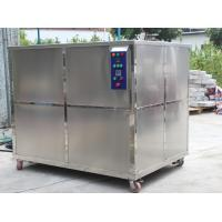 Buy cheap 1500L Oil Filtration Industrial Ultrasonic Cleaner , 10800W Ultrasonic Cleaning Equipment product