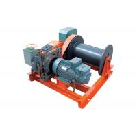 Buy cheap Wire Rope Pulling Electric Winch Machine JM Series With Variable Speed product