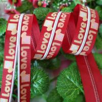 Buy cheap 3# Long Nylon Zippers With Red Printing Tape / Separating Invisible Zipper product