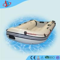 Buy cheap Commercial Flying Fish PVC Inflatable Boats Motorized For Childrens product