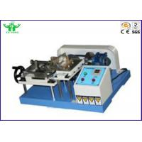 Buy cheap 55KG LED Leather Crumpling Resistance / Knead Tester Testing Machine LCD Digital Display product
