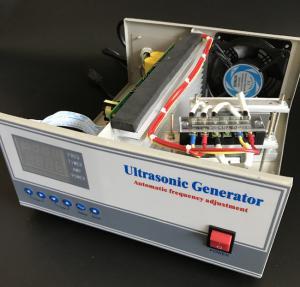 35Khz High Efficiency Ultrasonic Sound Generator Power Adjustable Cleaning Metal