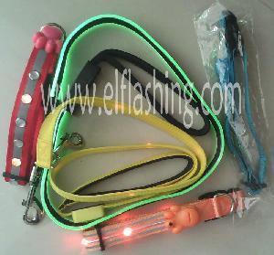 China LED Lighting Dog Collar on sale
