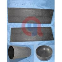 Buy cheap Anti Scouring Heat Resistant Silicone Rubber With Arbitrary Deformation Property product