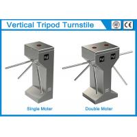 Buy cheap Fully Automatically Tripod Turnstile Gate Used in Metro Station, Railway station etc. product