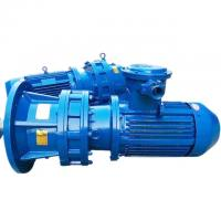 Buy cheap Professional Cycloidal Pinwheel Reducer vertical Mounting 100W~2200W Power product