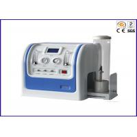 Buy cheap Intelligent Oxygen Index Apparatus / Combustion Performance Analyzer with LCD Display product