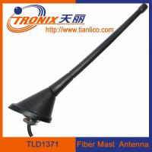 Buy cheap roof or rear deck mount fiber mast car antenna/ passive car am fm radio antenna TLD1371 product