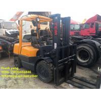 China second hand TCM Forklift 3 Ton , tcm used 3 ton diesel forklift for sale for sale