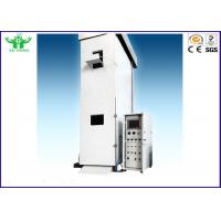 Buy cheap IEC 60332-3 Vertical Flammability Tester For Burning Behaviour Of Bunched Cables product